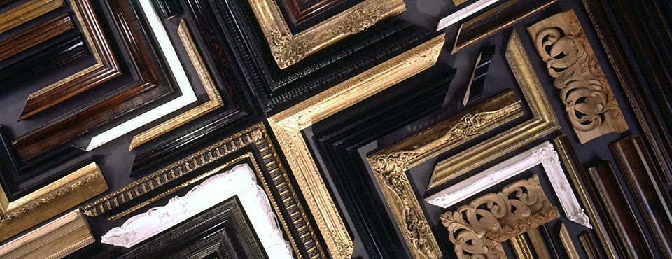 A unique, historically accurate, antique framing service.