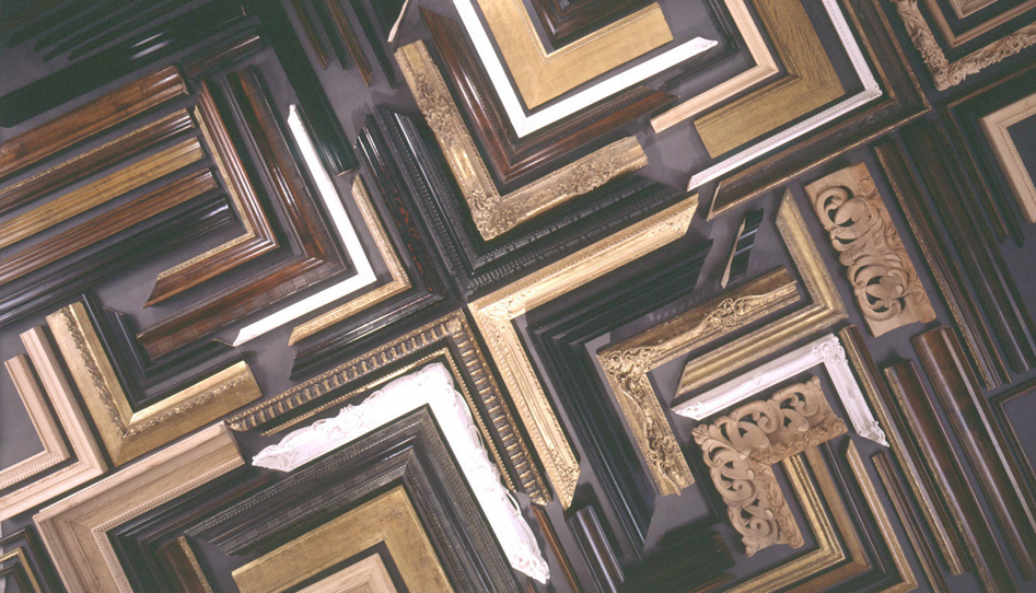 A collection of frame samples